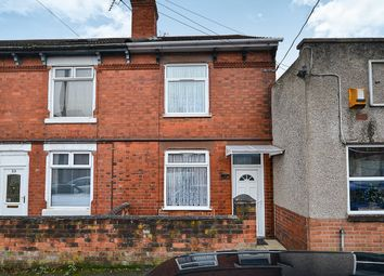 Thumbnail 2 bed terraced house for sale in Bannerman Road, Kirkby-In-Ashfield, Nottingham