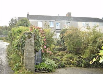 Thumbnail 2 bed cottage for sale in Brynfa Terrace, Penclawdd, Swansea