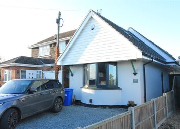 Thumbnail 3 bed detached bungalow for sale in School Lane, Iwade, Sittingbourne, Kent