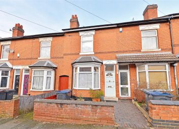 Thumbnail 3 bed terraced house for sale in Newlands Road, Stirchley, Birmingham