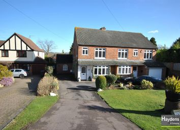 Thumbnail 3 bed semi-detached house for sale in Tolmers Road, Cuffley, Potters Bar