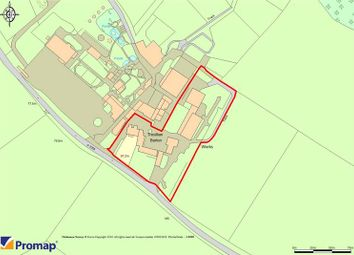 Thumbnail Commercial property for sale in Tresillian Barton Summercourt, Newquay