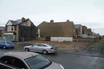 Thumbnail Land for sale in 18-20 Empress Drive, Blackpool