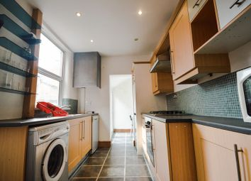 Thumbnail 3 bed terraced house to rent in Gaul Street, Leicester