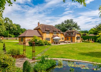 Burchetts Green Road, Littlewick Green, Maidenhead, Berkshire SL6. 6 bed detached house for sale