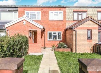 Thumbnail 3 bed terraced house for sale in Renfrew Square, Castle Vale, Birmingham