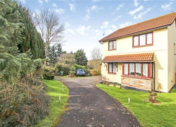 Thumbnail 4 bed detached house for sale in Kenwith View, Bideford