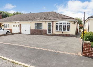 Thumbnail 3 bed semi-detached bungalow for sale in Chatburn Close, Great Harwood, Blackburn, Lancashire