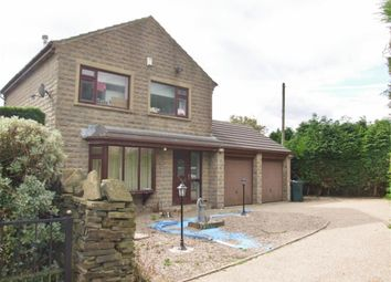 Thumbnail 3 bed detached house for sale in Shibden Head Lane, Ambler Thorn, Queensbury