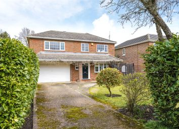 Thumbnail 5 bed detached house for sale in Somerville Road, Cobham, Surrey