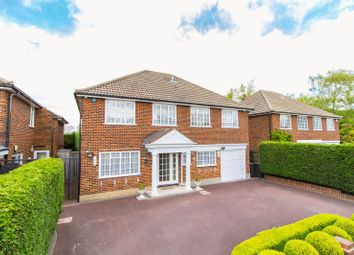 Thumbnail 5 bed detached house for sale in Church Lane, Loughton