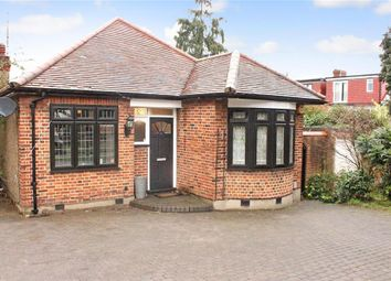 Thumbnail 3 bedroom detached bungalow for sale in Rivington Avenue, Woodford Green, Essex