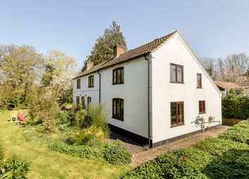Thumbnail 5 bedroom detached house for sale in Mill Lane, Tunstead, Norwich
