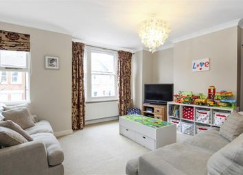 Thumbnail 3 bed flat to rent in Fawe Park Road, London
