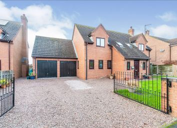 4 bed detached house for sale in Gretton Close, Claypole, Newark NG23