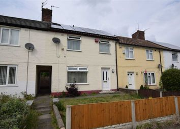 Thumbnail 2 bed terraced house to rent in Ganneys Meadow Road, Upton, Wirral