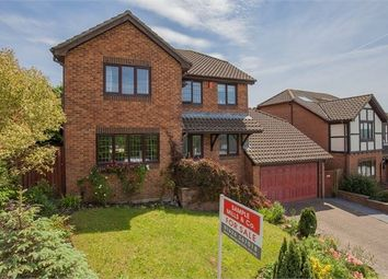 Thumbnail 4 bedroom detached house for sale in Humber Lane, Kingsteignton, Newton Abbot, Devon.
