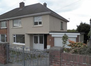 Thumbnail 3 bed property to rent in Cae Cotton, Llanelli