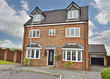 Thumbnail 5 bed detached house for sale in George Street, Hurstead, Rochdale, Greater Manchester