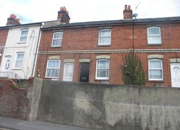 Thumbnail 2 bedroom terraced house to rent in Winchester Road, Basingstoke