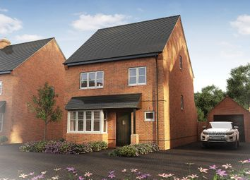 "Thumbnail 4 bedroom detached house for sale in ""The Hemsley"" at Pershore Road, Evesham"