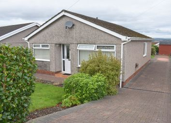 Thumbnail 3 bedroom detached bungalow for sale in Rhyd Y Glyn, Llansamlet, Swansea.