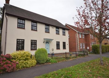 Thumbnail 4 bed detached house for sale in Waterleaze, Taunton