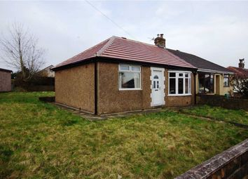 Thumbnail 2 bed semi-detached bungalow for sale in Sunway, Southowram, Halifax