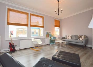 Thumbnail 3 bed maisonette to rent in Smeaton Road, London
