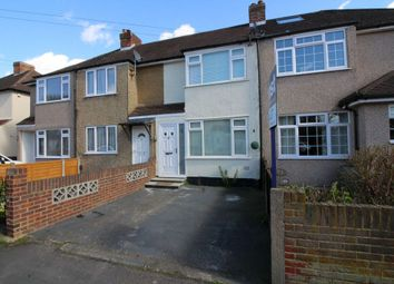 Thumbnail 2 bed terraced house to rent in Ashleigh Avenue, Egham