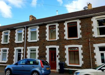 Thumbnail 3 bed terraced house to rent in Morgans Road, Briton Ferry, Neath