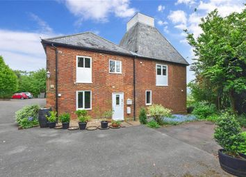 Thumbnail 4 bed barn conversion for sale in Gibbs Hill, Nettlestead, Maidstone, Kent