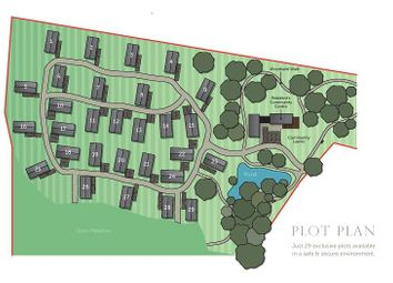 Thumbnail 2 bed mobile/park home for sale in Clifton Park, New Road, Bedford, Bedfordshire