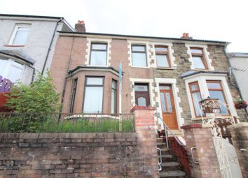 Thumbnail 3 bed terraced house for sale in Richmond Road, Six Bells, Abertillery