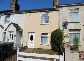 Thumbnail 2 bedroom end terrace house for sale in 177 Dogsthorpe Road, Peterborough, Cambridgeshire