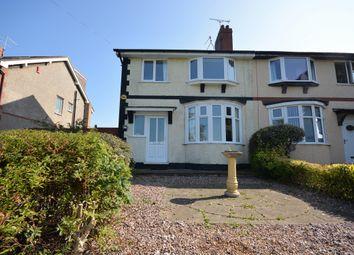 Thumbnail Semi-detached house for sale in Seabridge Road, Newcastle
