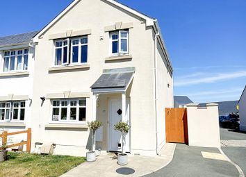 Thumbnail 3 bed end terrace house for sale in Moors Road, Johnston, Haverfordwest