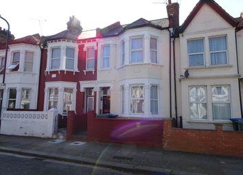 Thumbnail 3 bedroom terraced house to rent in Osborne Road, Willesden