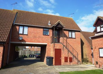 Thumbnail 1 bed flat to rent in Moorcroft, Rochford, Essex