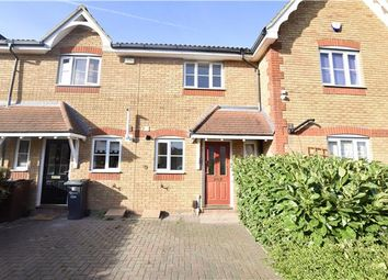 Thumbnail 2 bed terraced house to rent in Foxglove Road, Rush Green, Romford