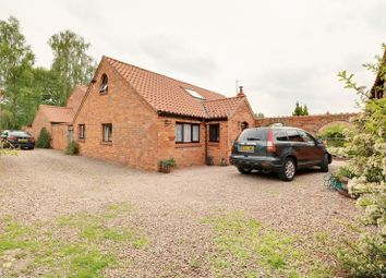 Thumbnail 3 bed detached house for sale in The Hill, Worlaby, Brigg