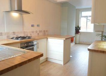 Thumbnail 3 bed terraced house to rent in Legge Street, Newcastle-Under-Lyme, Newcastle-Under-Lyme