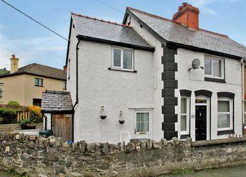 Thumbnail 3 bed end terrace house for sale in Glyn Ceiriog, Llangollen