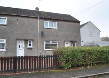Thumbnail 2 bedroom end terrace house for sale in Tweed Crescent, Wishaw