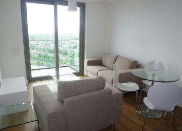 Thumbnail 1 bed flat to rent in Sienna Alto, Renaissance, Cornmill Lane, Lewisham