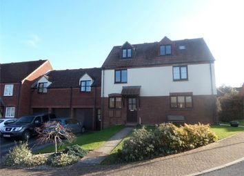 Thumbnail 3 bedroom semi-detached house for sale in Bazley Square, Exeter