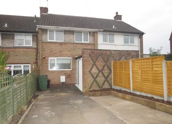 Thumbnail 3 bedroom terraced house to rent in Hillwood Road, Halesowen