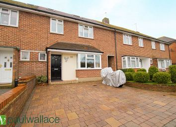 Thumbnail 4 bed terraced house for sale in Tudor Avenue, Cheshunt, Waltham Cross