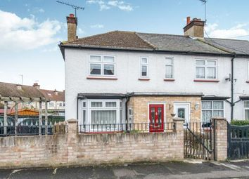 Thumbnail 2 bed end terrace house for sale in Davis Avenue, Northfleet, Gravesend, Kent
