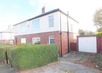 Thumbnail 3 bed semi-detached house for sale in Swinnow Avenue, Bramley, Leeds